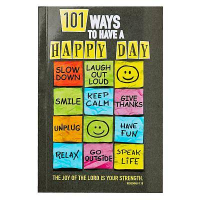 Book SC 101 Ways to Have a Happy Day