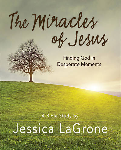 The Miracles of Jesus - Womens Bible Study Participant Workbook