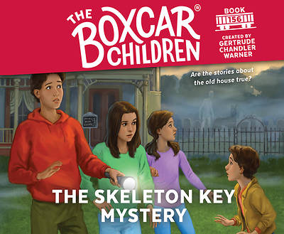 Picture of The Skeleton Key Mystery, Volume 156