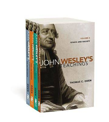 John Wesleys Teachings---Complete Set