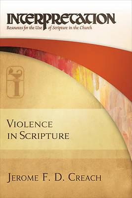 Picture of Violence in Scripture
