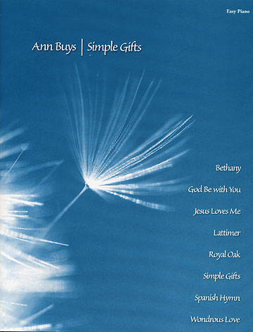 Simple Gifts Piano Solo