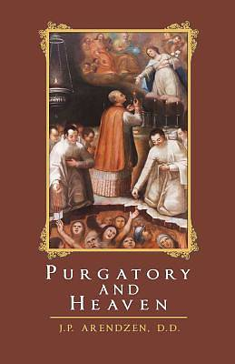 Picture of Purgatory and Heaven