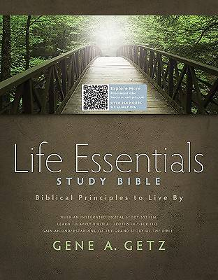 Life Essentials Study Bible-HCSB