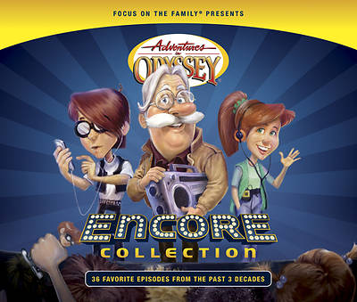 Adventures in Odyssey Encore Collection