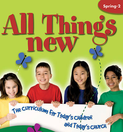 All Things New Interactive CD Spring 2
