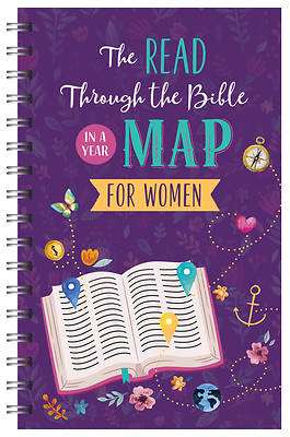 Picture of The Daily Bible Reading Map for Women