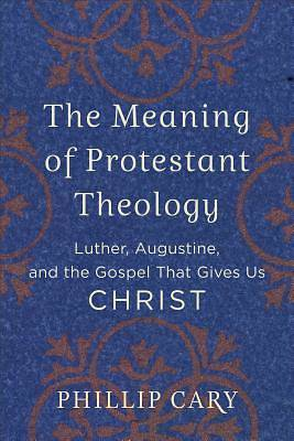 Picture of The Meaning of Protestant Theology