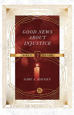 Picture of Good News about Injustice Bible Study