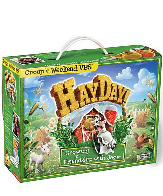 Group VBS 2013 Weekend HayDay Starter Kit