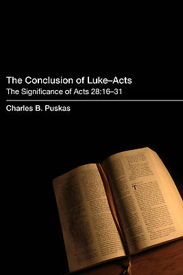 Picture of The Conclusion of Luke-Acts