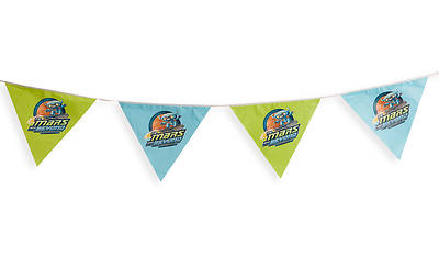 Vacation Bible School (VBS) 2019 To Mars and Beyond String Pennants