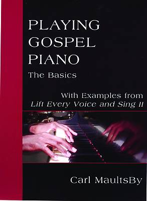 Picture of Playing Gospel Piano