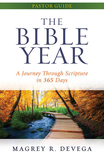 Picture of The Bible Year Pastor Guide