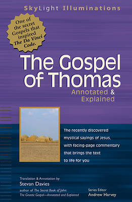 The Gospel of Thomas Annotated & Explained