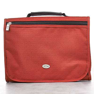 Picture of Red Three-Fold Organizer (Large)