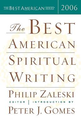 The Best American Spiritual Writing