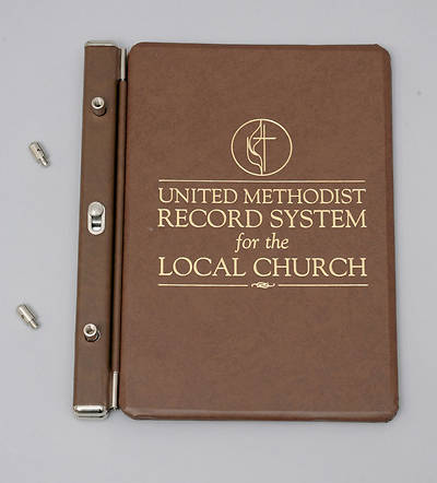 United Methodist Membership Record System for the Local Church Extension Post Tops