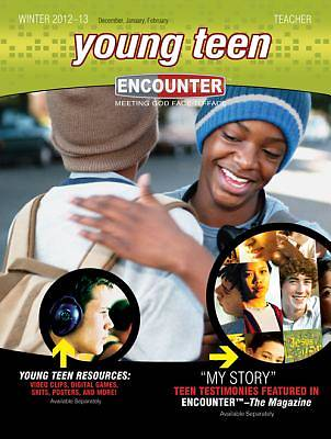 Encounter Young Teen Teacher Book Winter 2012-13