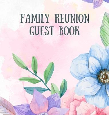 Picture of Family Reunion Guestbook