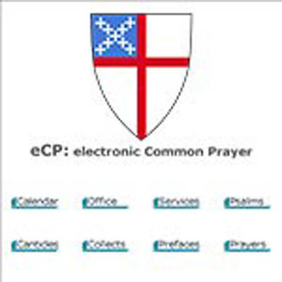 Electronic Common Prayer 2.0 for Blackberry