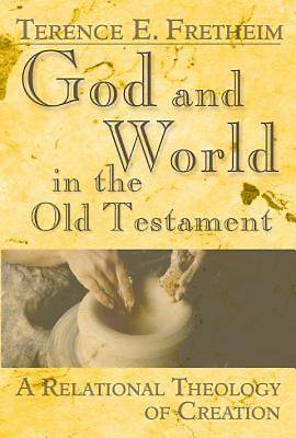 God and World in the Old Testament -  eBook [ePub]