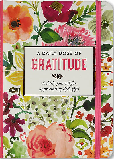 Picture of A Daily Dose of Gratitude Journal