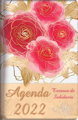 Picture of 2022 Agenda - Tesoros de Sabiduría - Rosas Rojas