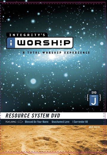 iWorship Resource System J DVD
