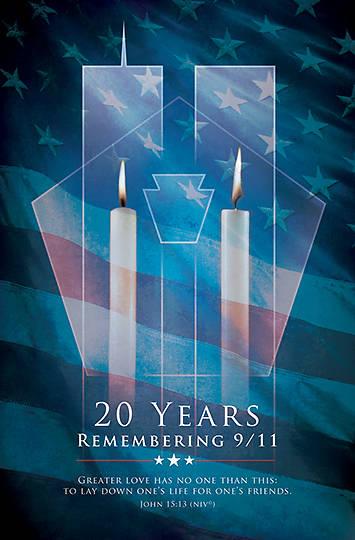 Picture of 20 Years Remembering 9/11 Regular Bulletin John 15:13