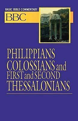 Picture of Basic Bible Commentary Philippians, Colossians, First and Second Thessalonians