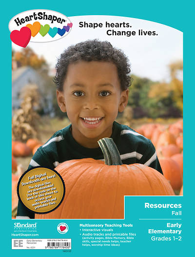 HeartShaper Early Elementary Resources Fall