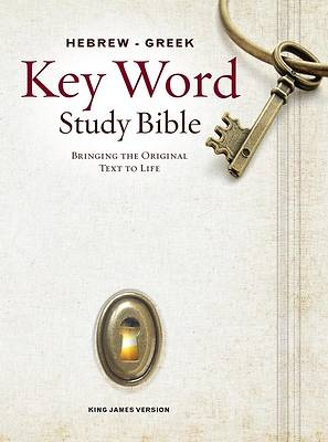Picture of Hebrew-Greek Key Word Study Bible-KJV
