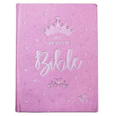 Picture of My Creative Bible Pink Salsa Hardcover