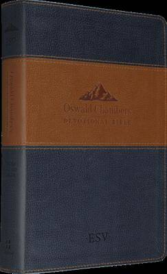 English Standard Version Oswald Chambers Devotional Bible