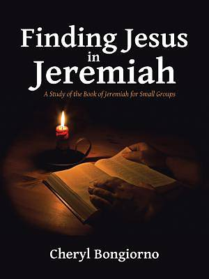 Picture of Finding Jesus in Jeremiah