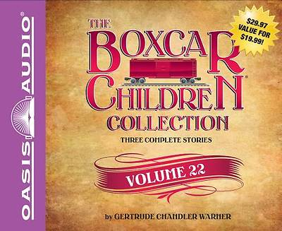 The Boxcar Children Collection Volume 22 (Library Edition)