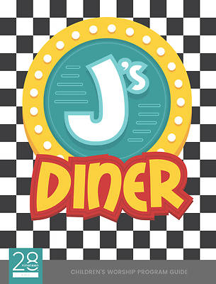 Picture of 28nineteen J's Diner Worship Program Guide