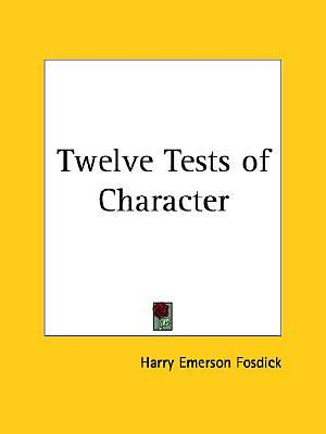 Picture of Twelve Tests of Character