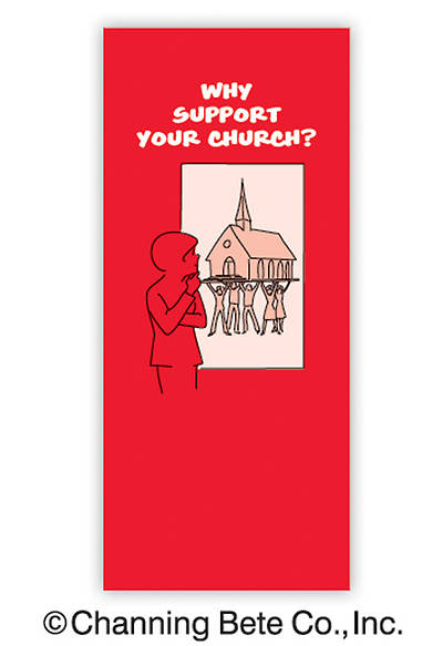 Why Support Your Church?