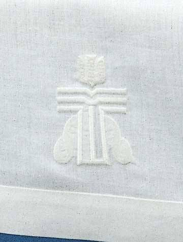 Table Cover Communion Presbyterian Seal 47 X 80