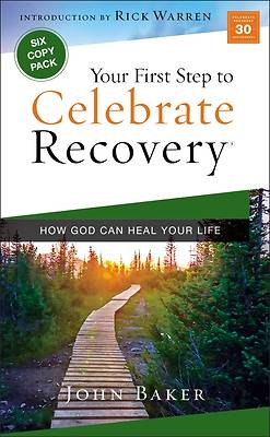 Picture of Your First Step to Celebrate Recovery Pack