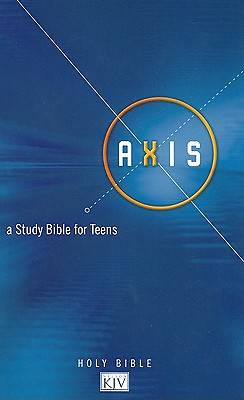 Axis Teen Bible-KJV