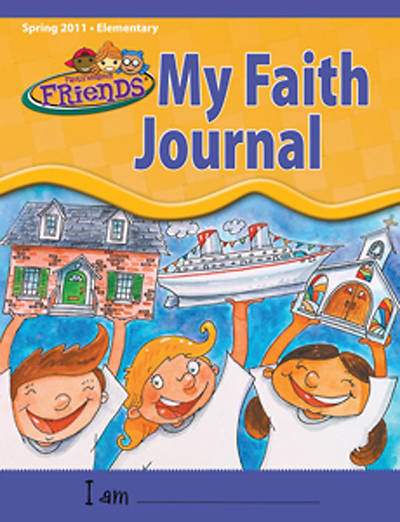 Picture of FaithWeaver Friends Elementary My Faith Journal