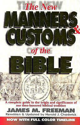 Picture of The New Manners and Customs of the Bible