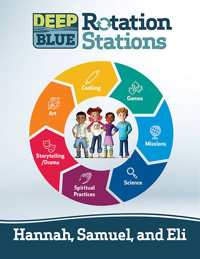 Picture of Deep Blue Rotation Stations: Hannah, Samuel and Eli - Entire Unit Download