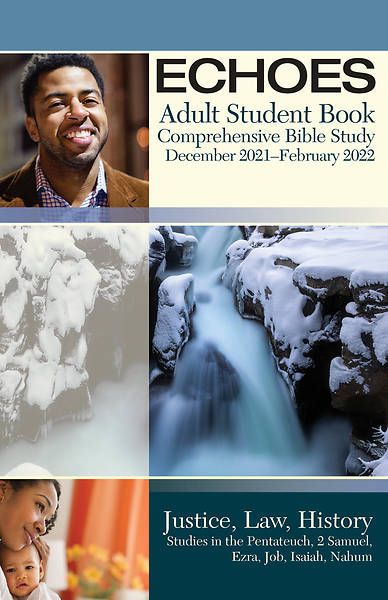 Echoes Adult Comprehensive Student Book Winter