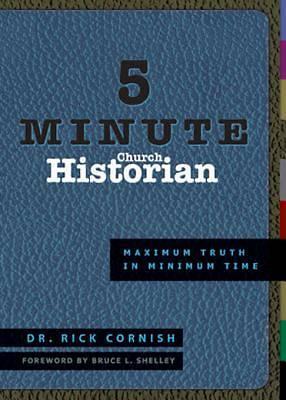 Picture of 5 Minute Church Historian [ePub Ebook]