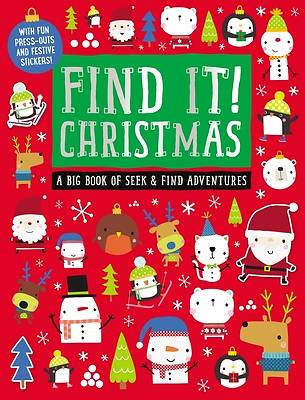 Picture of Find It! Christmas Activity