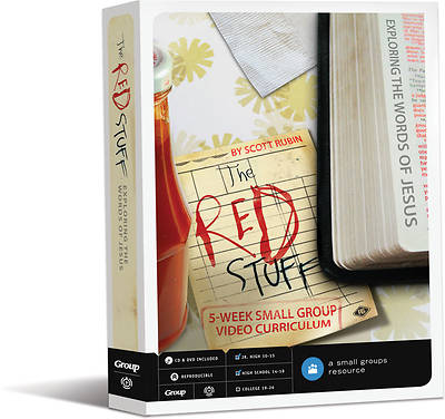 The Red Stuff DVD